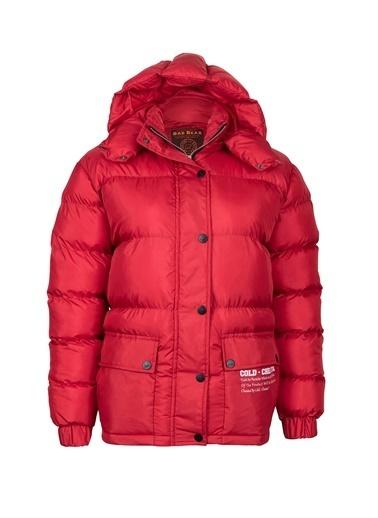 Bad Bear Mont Kırmızı